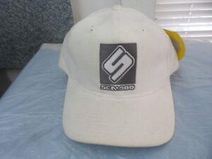 NOS Can Am Seadoo White Baseball Cap 2856600007