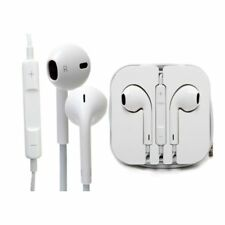 New Earphones Headphones For Apple iPhone 6s 6 5c 5S 5 4 SE iPad iPod Handsfree