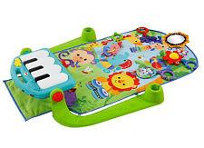 FISHER PRICE BABY KICK & PLAY PIANO GYM -- NEWBORN TO TODDLER SET UP  MOMS' PICK
