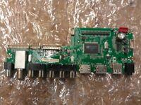 50GE01M3393LNA35-D4 Main Board From RCA LED50B45RQ D4 version LCD TV