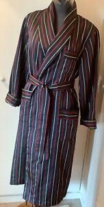 Vintage ans 70. Chic robe de chambre pour homme