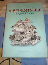 MEISSONNIER un genio del rococò Peter Fuhring vol. 1- 2 con cofanetto