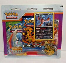 Pokemon TCG XY Yveltal 3 Pack Blister [3 Booster Packs, Promo Card & Coin!] 2017