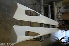 HOLDEN COMMODORE SIDE SKIRTS FOR VT/VX/VY/VZ 4 DOOR SEDAN, TOP QUALITY FINISHED