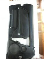 90-95 Mercedes R129 300SL SL320,500 LH Driver Interior Door Panel Black