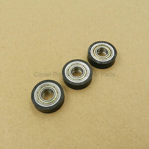 6Set Support Roller 000-01169 Fit For Riso 1750 2710 2750 3700 3710 3750 3790