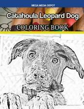 Catahoula Leopard Dog Coloring Book