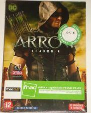 Arrow Staffel 4 mit deutschem Ton Neu OVP