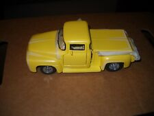 DANBURY MINT---1956 FORD F-100 STREET MACHINE PICK UP--1/24 SCALE-NO PAPERS -NEW