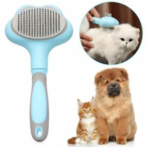Self Cleanger Dog Hair Cleaning Removes Undercoat Pet Beauty Product Cat Comb