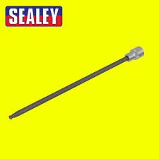 Sealey VS0590 5mm 3/8inSq Drive Ball End Hex Key Extra Long - VAG