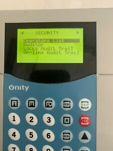 Onity Encoder EDHT22i With Room Listing Main Station