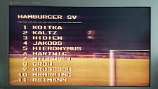 Hamburger SV 0-5 AS Saint Etienne 1980/81 Uefacup, Hrubesch, Rep, Platini on DVD