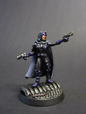 Heroclix Huntress DC Comics Hero converted and painted playing figure