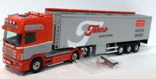 Modellini statici di auto, furgoni e camion Tekno per Scania