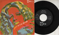 MINA disco 45 giri MADE in ITALY Io e ter da soli + Credi 1970 LUCIO BATTISTI