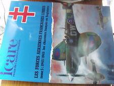 µ? Revue Aviation ICARE n°143 Forces aeriennes françaises Libres T5 1943/45 ....