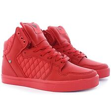 New Trainers Cash Money Brand Red High Tops