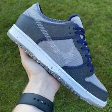 Nike SB Dunk Low Crater Recycled - UK10.5 - Excellent Condtion With OG Box