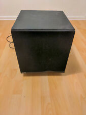 B&W ASW 500 Active Subwoofer