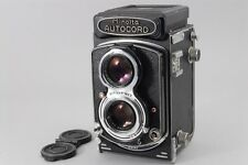 【EXC+++】 Minolta Autocord TLR Camera w/ Rokkor 75mm f3.5 Lens from Japan #483