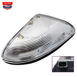 Front Driver Mirror Turn Signal Light Lamp For 09-14 Dodge Ram 1500 & 10-14 2500