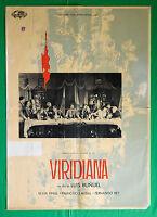 S03 Manifesto Viridiana Luis Buñuel Silvia Pinal Francisco Rabal Fernando Rey