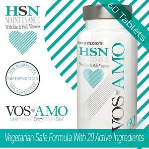 Biotin Hair Skin Nails Vitamins with Zinc, Copper, Aloe Vera For Healthy Growth