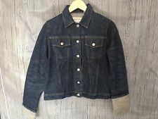 VINTAGE 1999 HELMUT LANG COLLECTION MADE IN ITALY Sz 40 JEANS DENIM JACKETS COAT
