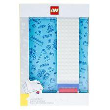 Lego Journal Band Blue & Building Bricks Stationary School Supplies NEW! UNIQUE