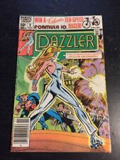Dazzler#9 Awesome Condition 7.0(1981) Klaw App!