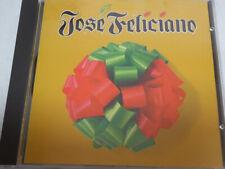 JOSE FELICIANO <  Feliz Navidad  > VG+ (CD)