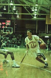 LD119-2 1996 NCAA BASKETBALL FILM LOT (150) 35mm NEGATIVES Loyola Wright State