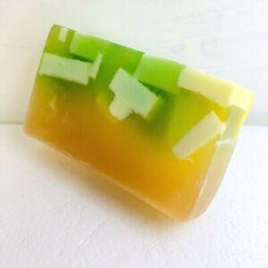 Vegan Soap Bar Pineapple Paradise Free From SLS, Paraben & Animal Cruelty
