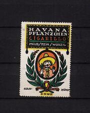 405204/ Reklamemarke - Havana Pflänzchen Cigarillo - München