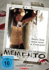 DVD * MEMENTO | GUY PEARCE , CARRIE-ANNE MOSS # NEU OVP %