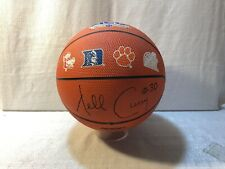 Dell Curry Signed Autographed Hardees ACC Championship 1994 College Basketball