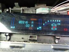 Renault Scenic 2 2003-2009 Manual Instrument Panel 8200787774 Mileage-80,316