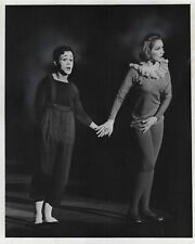 "Joel Grey ""STOP THE WORLD"" Julie Newmar / Anthony Newley 1963 Press Photo"