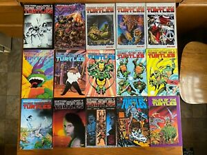 Teenage Mutant Ninja Turtles 17-29 + 2 more, Eastman and Laird, Mirage Studios