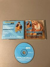 Britney Spears Boys Pharrell Williams Co-Ed Remix 2002 USA PROMO CD Single Rare