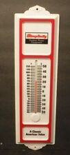 Vintage Style Simplicity Thermometer Outdoor Power Equipment Plastic Thermometer