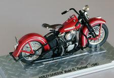 Harley Davidson Model FL Panhead - 1948 - 1:24 Scale Altaya
