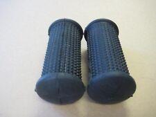 ZUNDAPP KS601 DB201 DB201 COMFORT passenger foot peg rest (2) rubbers ZD11011 HN