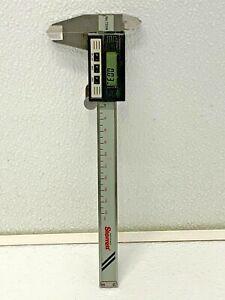 "Starrett 721M Electronic Caliper 6""/150mm 255C"