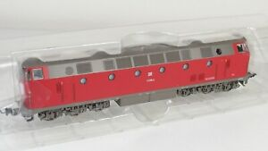 Piko Spur H0 59937 Diesellok BR 119 078-4, DR, Regentalbahn, Ep. V, DC NEU