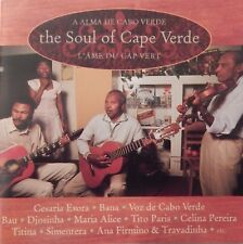 Soul of Cape Verde by Various Artists (CD 1996 LusAfrica) VG++ 9/10