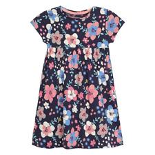 Debenhams Bluezoo Navy Floral Print Dress Age 18-24 Months LF085 HH 07
