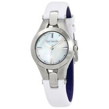 Guy Laroche Far East White Mother of Pearl Dial Ladies Watch L1005-01