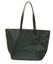 Y NOT? donna borsa shopping bag grande GU20 nero